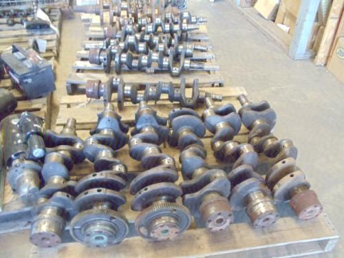 Detroit 3-53 Crankshaft