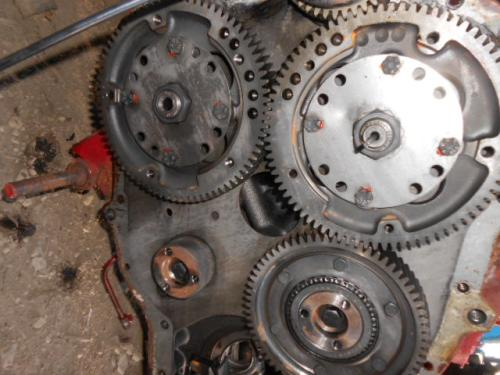 Detroit 16V92T Timing Gears
