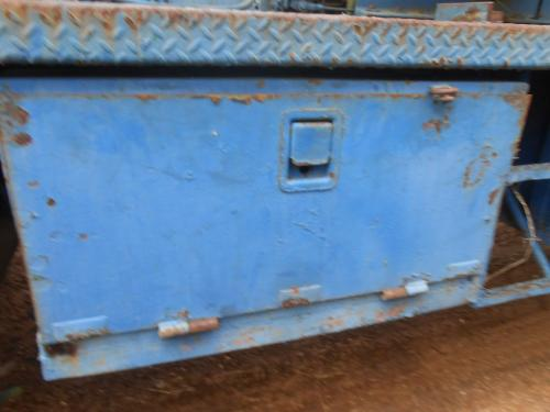 CRANE CARRIER RIG Tool Box