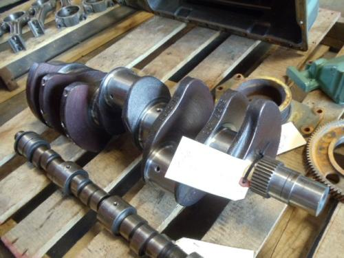 Detroit 6V53 Crankshaft