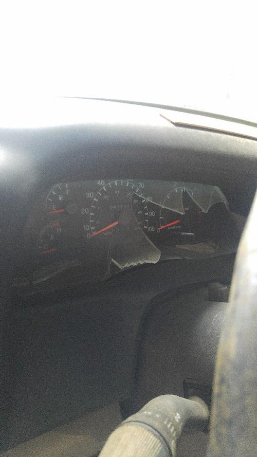 FORD F750 Instrument Cluster