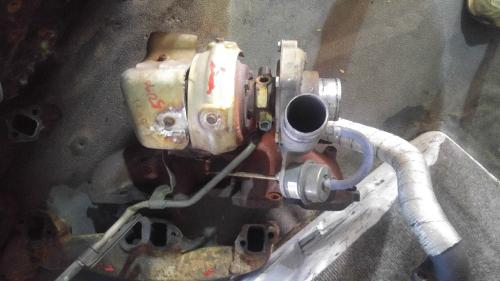 ISUZU 4HK1TC Turbocharger / Supercharger