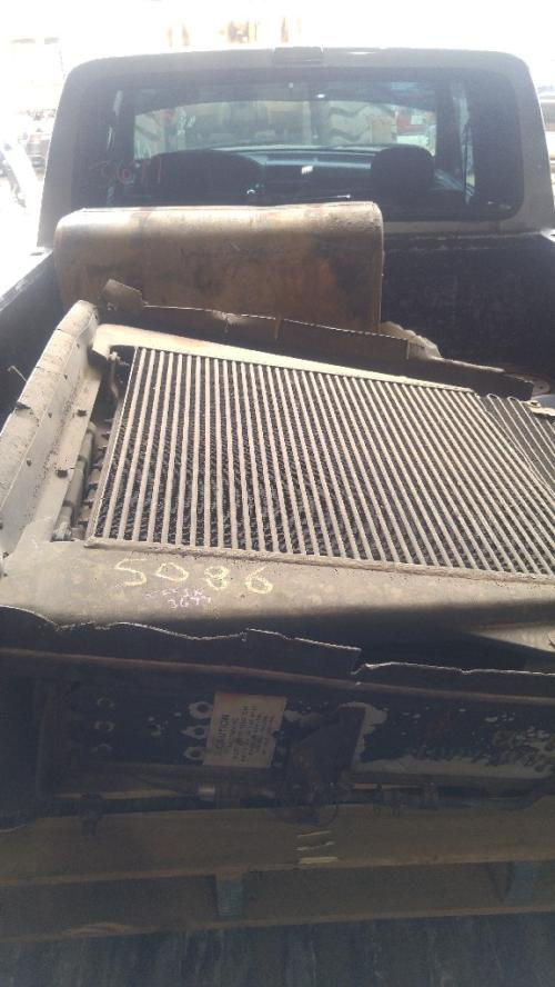 PETERBILT 377 Intercooler