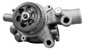 DETROIT AK23531257 Water Pump