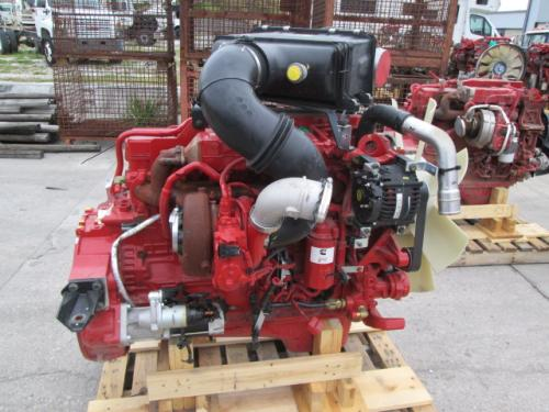 CUMMINS ISB-CR-6.7 EPA 10 Engine Assembly