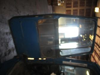 AUTOCAR WXLL (LOW LEVEL) Door Assembly, Front