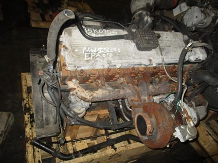 CUMMINS ISL-9.0 EPA 07 Engine Assembly