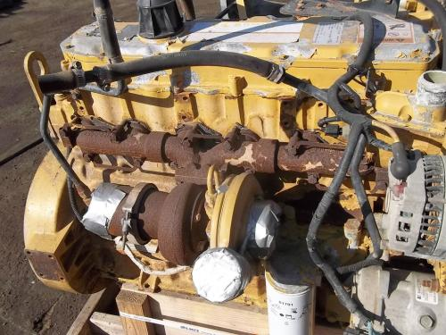CAT 3126B Engine Assembly