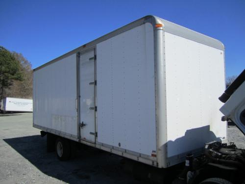 BOX VAN AMERICAN BODY CORP Body / Bed