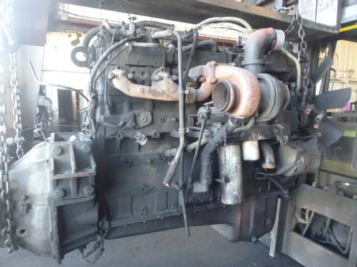 CUMMINS N14M 310-370 HP Engine Assembly