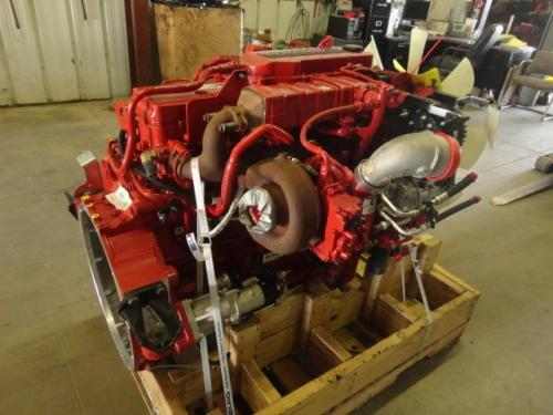 CUMMINS ISB-CR-6.7 (REAR GEAR) Engine Assembly