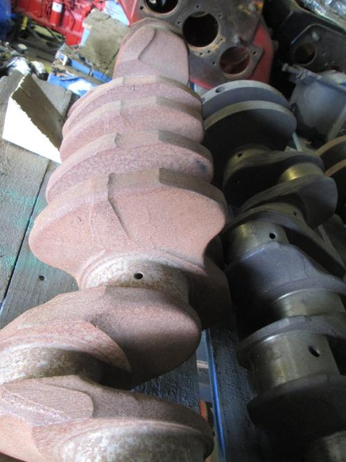 MERCEDES MBE4000 Crankshaft