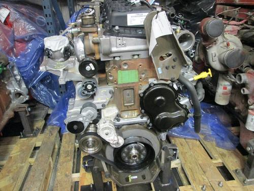 CUMMINS ISXG12 EPA 10 NATURAL GAS Engine Assembly