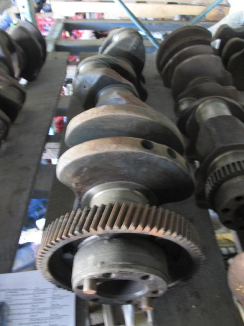DETROIT 4-71T Crankshaft