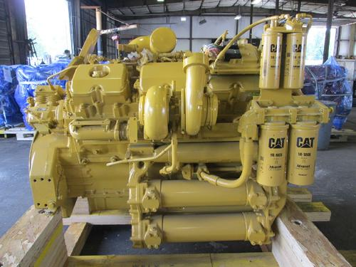 CAT 3412E Engine Assembly