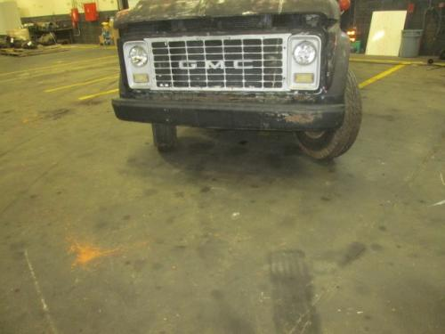 GMC 3500 SERIES (99-DOWN) Bumper Assembly, Front