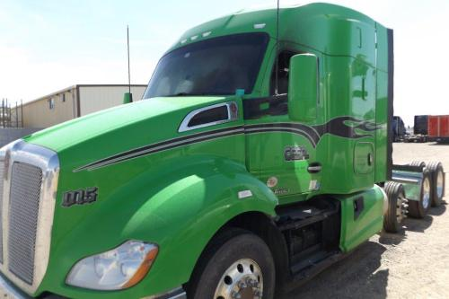 KENWORTH T680 WHOLE TRUCK FOR RESALE