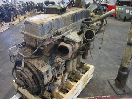 VOLVO VED12B Engine Assembly