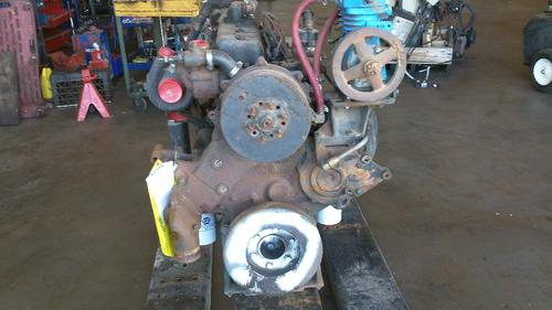 INTERNATIONAL DT466C CHARGE AIR COOLED Engine Assembly