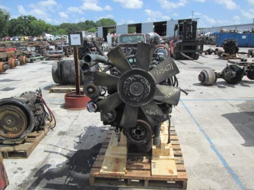 VOLVO VED7 BELOW 300 HP Engine Assembly