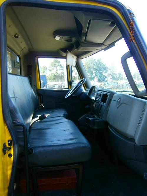 INTERNATIONAL TERRASTAR Cab