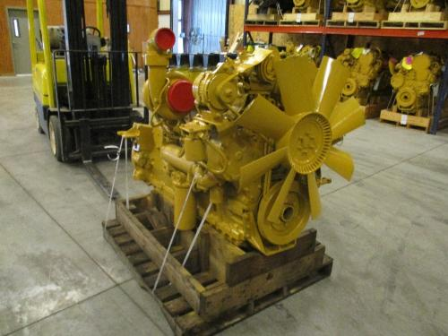 CAT 3406E (70 PIN) 2WS Engine Assembly