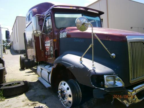 INTERNATIONAL 9400 Front End Assembly