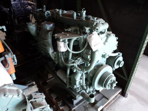 DETROIT 6-71N Engine Assembly