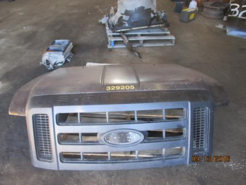FORD F250SD (SUPER DUTY)  Hood