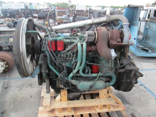 VOLVO VED7 300 HP AND ABOVE Engine Assembly