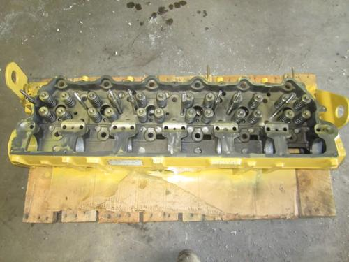 CAT C15 (DUAL TURBO-ACERT-EGR) Cylinder Head