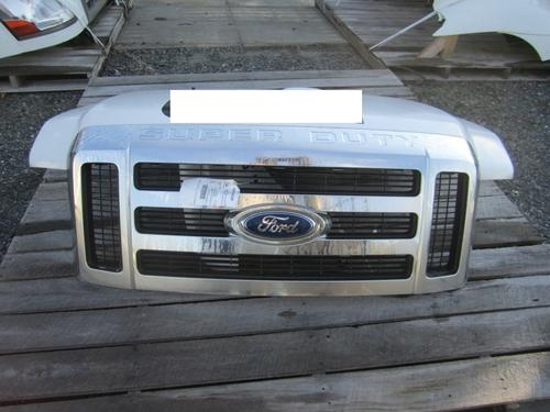 FORD F350SD (SUPER DUTY) Hood