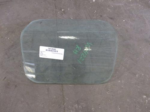 KENWORTH T660 Back Glass