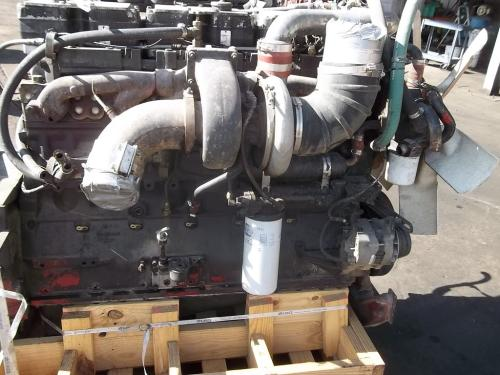 CUMMINS BC4-444 STC Engine Assembly