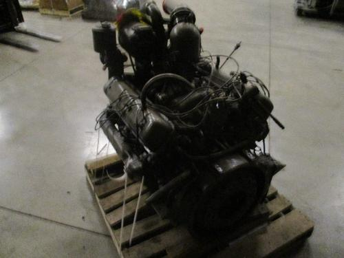 INTERNATIONAL 345 V8 Engine Assembly