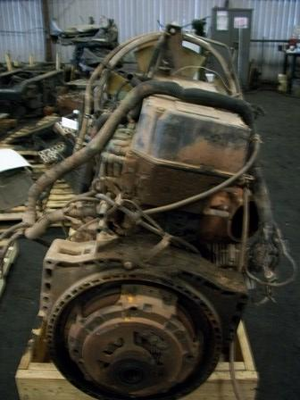 VOLVO VED12 A B C Engine Assembly