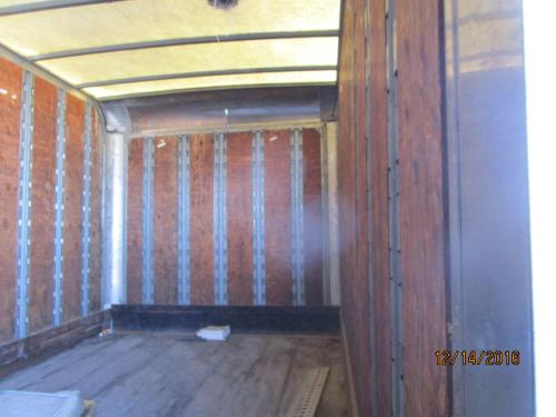 BOX VAN  Body / Bed