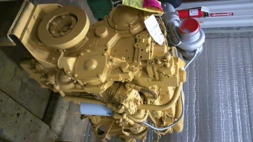 CAT 3306-PC (1673C) Engine Assembly