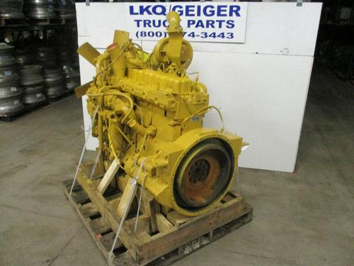 CAT 3306B-ATA Engine Assembly