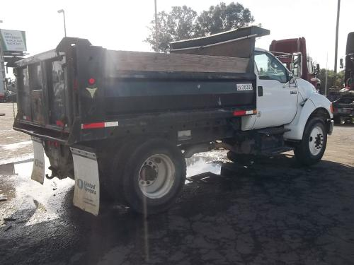 FORD F750SD (SUPER DUTY) WHOLE TRUCK FOR RESALE