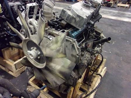 INTERNATIONAL DT530NGD Engine Assembly