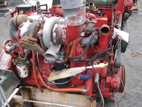 CUMMINS ISLG-9.0 NATURAL GAS Engine Assembly