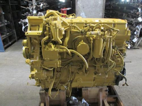 CAT C15 (DUAL TURBO-ACERT-EPA07) Engine Assembly