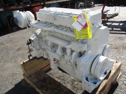 CUMMINS QSM Engine Assembly