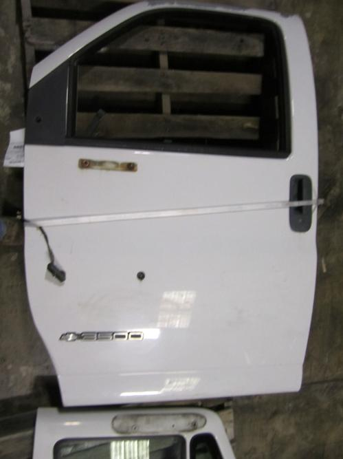 CHEVROLET EXPRESS 3500 Door Assembly, Front