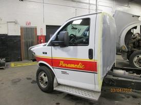 CHEVROLET EXPRESS 4500 Door Assembly, Front