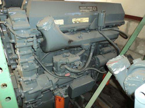 DETROIT 60 SERIES-11.1 DDC2 Engine Assembly