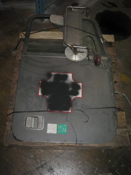 FREIGHTLINER UNIDENTIFIABLE Door Assembly, Front