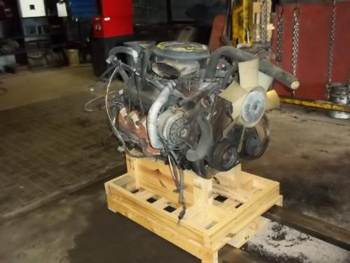 GM 427 Engine Assembly