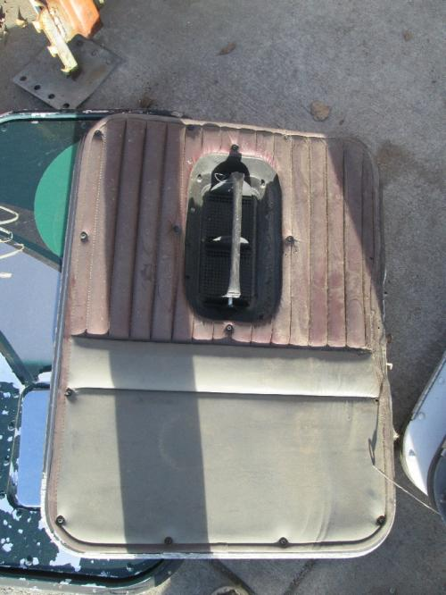 KENWORTH UNIDENTIFIABLE Door Assembly, Rear or Back